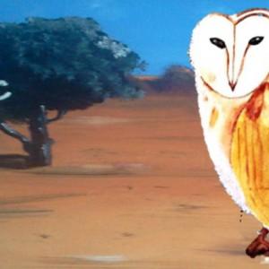 owl-unframed